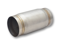 Stainless Steel Race Mufflers