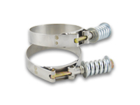 Spring Loaded T-Bolt Clamps
